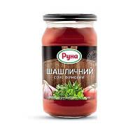 """Соус Шашличний фірмовий """"Руна"""" 485г ТВ (1/12)"""
