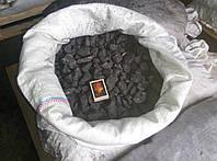 Уголь антрацит мелкий (АМ) фракция 13-25 фасованный в мешках по 50 кг.