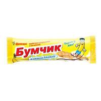 """Трубочки кукурудзяні """"Бумчик""""зі смаком банану 20г (1*24)"""