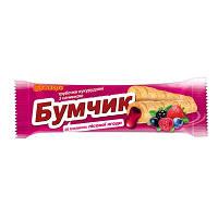 """Трубочки кукурудзяні """"Бумчик""""зі смаком лісової ягоди 20г (1*24)"""