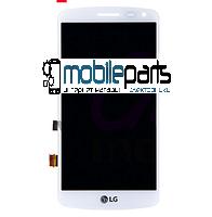 Оригинальный  Дисплей (Модуль) + Сенсор (Тачскрин) для  LG K200 X Style Dual Sim  (Белый)