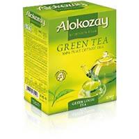 "Чай ""Alokozay Tee"" 100г Зелений Листовий (1/40)"