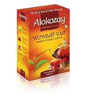 """Чай """"Alokozay Tee"""" 100г Чорний Гранульований СТС (1/40)"""