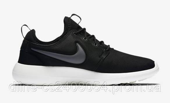 Mужские кроссовки Nike Roshe Two Black White