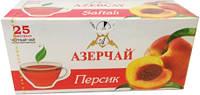 "Чай ""Azercay bags"" ф/п 25*1,8г Персик (1/24)***"