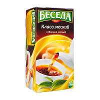 """Чай """"Бесіда"""" 24ф/пх1,8г Чорний (1/24)"""