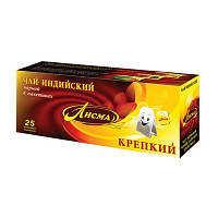 "Чай ""Лисма"" 25пх2г Чорний Міцний (1/108)"