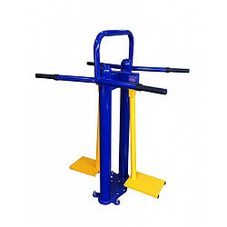 Маятник тренажер для приводящих и отводящих мышц бедра