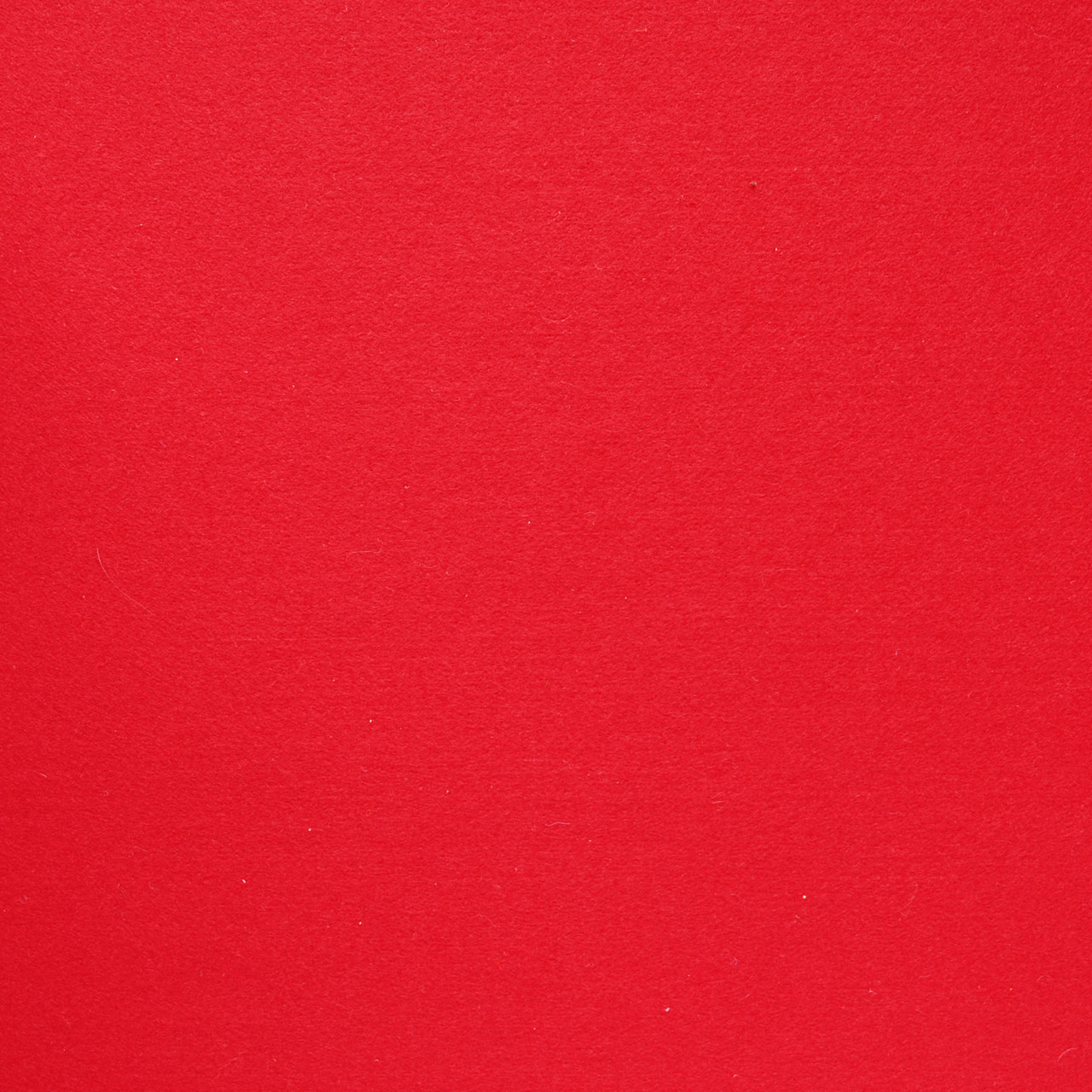 Фетр жесткий 4 мм, 45x33 см, КРАСНЫЙ, Китай
