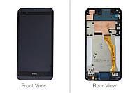 Дисплей в сборе с сенсорной панелью Dark Gray (80H01750-01) для смартфона HTC Desire 816 dual sim