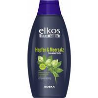 Шампунь для волос Elkos Men  hopfen s meersalz 500 мл