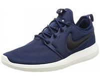 Мужские кроссовки Nike Roshe Two Blue, фото 1