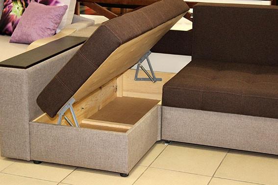 угловой диван от торгового дома Наоми