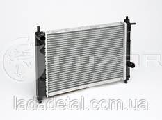 Радиатор охлаждения Матиз (Matiz) до 2000 г.в. алюминий (Лузар)