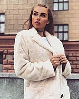 Пальто-шубка на осень