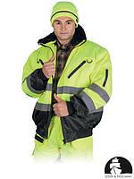 Куртка утепленная 4 в 1 с отстегивающейся подстежкой и рукавами LH-XVERT-J YB