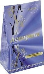 Скраб пилинг для лица Ассорти Арго, набор, очищает кожу, делая ее шелковистой, питает