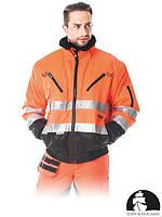 Куртка утепленная 4 в 1 с отстегивающейся подстежкой и рукавами LH-XVERT-J PB