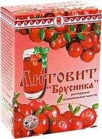 Литовит-напиток Брусника Арго (нарушение обмена веществ, подагра, желчнокаменная болезнь, простуда, ревматизм)