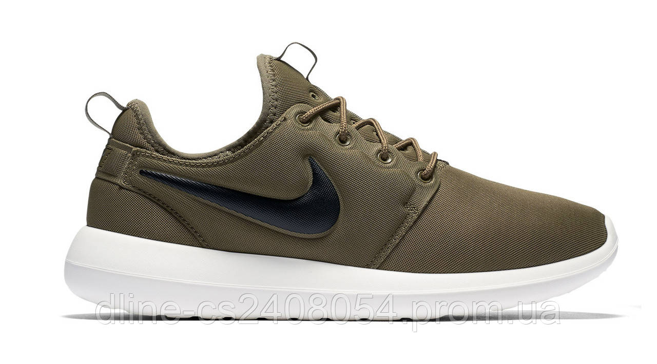 Мужские кроссовки Nike Roshe Two Green