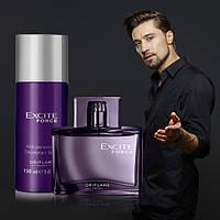 Чоловічий парфумерний набір Excite Force від Діми Білана Оріфлейм