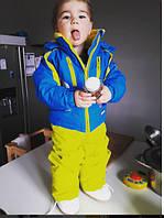 Зимний термокомбинезон для мальчика BRUGI