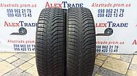 Зимние шины б/у 205/60 R16 Michelin Alpin A4