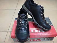 Спортивные мужские туфли из натуральной кожи МИДА 11554.