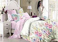 Комплект постельного белья сатин люкс 3D Moon Love ST 251062 (Полуторный)