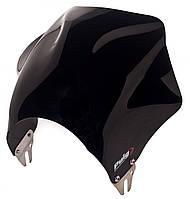 Ветровое стекло Puig Raptor черный