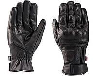 Мотоперчатки Blauer Combo кожа перф. черный XL