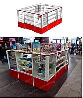 Торговый островок для продажи книг, фото 1