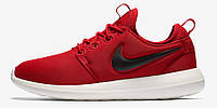 Женские кроссовки Nike Roshe Two Red, фото 1