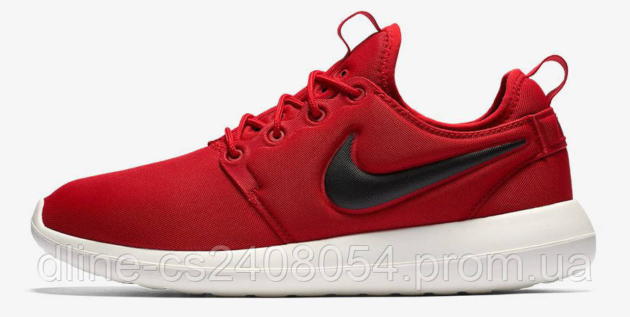 Женские кроссовки Nike Roshe Two Red