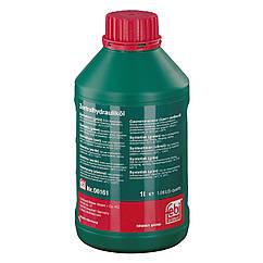 Жидкость гидравлическая зеленая FEBI 06161 ГУР 1л.