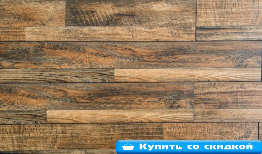 Ламинат Дуб Графит палубный Grun Holz 94001  (33кл.), фото 1
