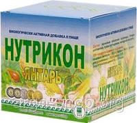 Нутрикон Янтарь, янтарная кислота, витамины, минералы, клетчатка, беременность, аллергия, похудение