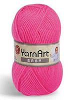 Пряжа для ручного вязания Yarnart Baby