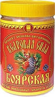 Кедровая сила «Боярская», белково-витаминный коктейль, для седца, сосудов, витамины, минералы