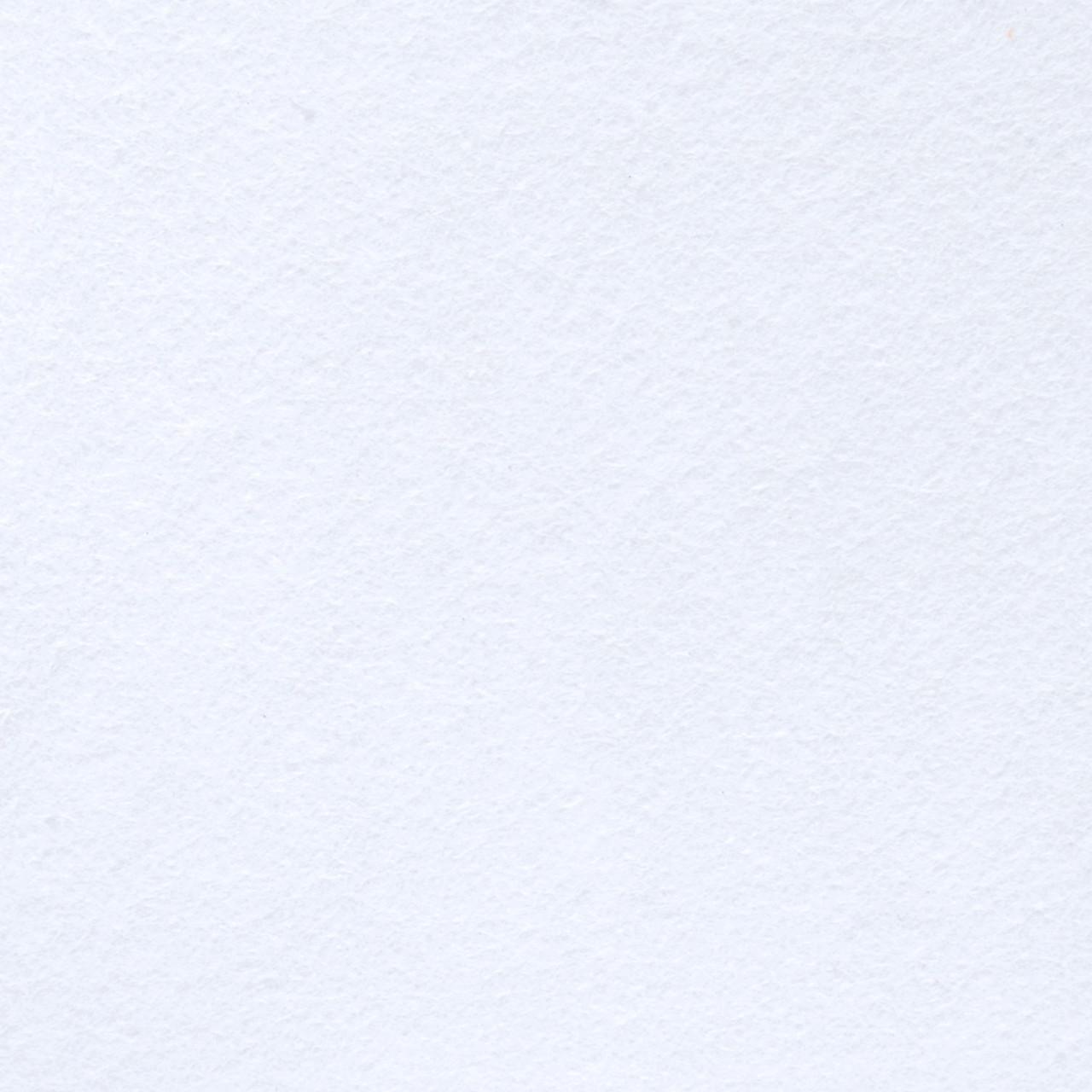 Фетр клеевой жесткий 1 мм, 20x30 см, БЕЛЫЙ