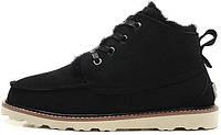Зимние мужские ботинки угги UGG Australia David Beckham Boots Dark (Оригинал)