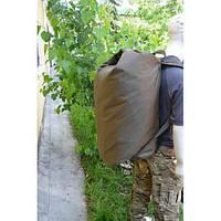 Баул вещевой армейский 45 литров олива, фото 1