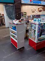 Торговый островок для продажи книг и товаров для детей