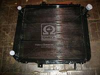 Радиатор водяного  охлаждения КРАЗ  6437-1301010-01 4-х рядный производство  ШААЗ