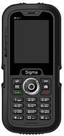 Мобильный телефон Sigma mobile X-treme IP67 Black UCRF (гарантия 12 мес), фото 1