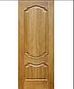 Двери из натурального шпонированого дуба Кармен