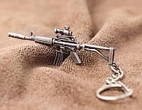 Брелок серия оружие  AK47 Цепочка снайпера M4A1 Модель 1