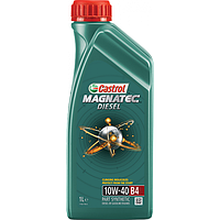 Масло моторное Castrol Magnatec Diesel 10W-40 B4 1л.
