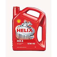 Масло моторное Shell Helix HX3 15W-40 4л.