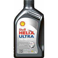 Масло моторное Shell Helix Ultra 0W-40 1л.